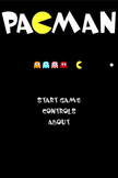 Pacman iPod Touch Wallpaper