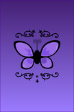Butterfly iPod Touch Wallpaper