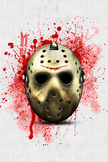 Jason Mask iPod Touch Wallpaper