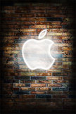 Apple Brick iPod Touch Wallpaper
