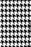 Houndstooth iPod Touch Wallpaper