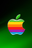 Apple Logo iPod Touch Wallpaper
