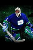 Roberto Luongo iPod Touch Wallpaper