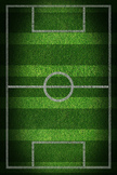 Football Court iPod Touch Wallpaper