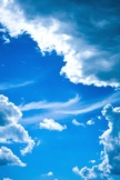 Clouds iPod Touch Wallpaper