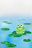 Frog iPod Touch Wallpaper