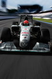 Formula 1 iPod Touch Wallpaper