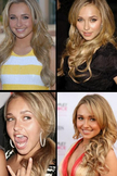 Hayden Panettiere iPod Touch Wallpaper
