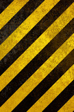Yellow Stripes iPod Touch Wallpaper