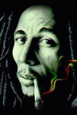 Bob Marley iPod Touch Wallpaper