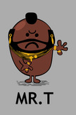 Mr T iPod Touch Wallpaper