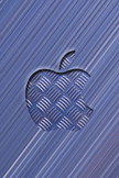 Apple Steel iPod Touch Wallpaper