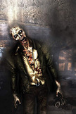 Zombie iPod Touch Wallpaper