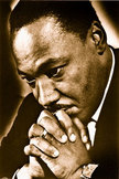 Martin Luther King Jr iPod Touch Wallpaper