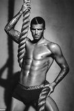 David Beckham iPod Touch Wallpaper
