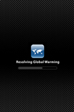 Global Warming iPod Touch Wallpaper
