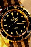 Rolex Watch iPod Touch Wallpaper