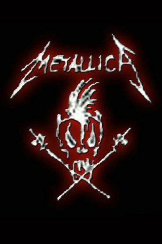 Metallica iPod Touch Wallpaper