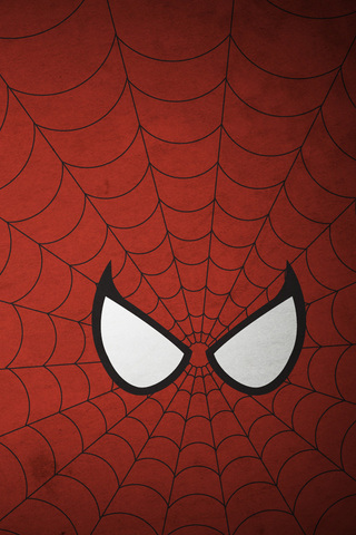 Spiderman iPod Touch Wallpaper