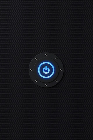 Power Button iPod Touch Wallpaper