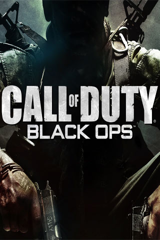 Black Ops iPod Touch Wallpaper