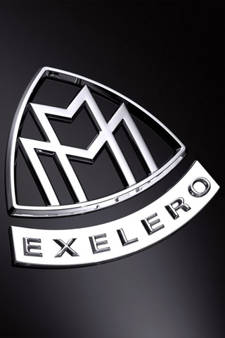 Exelero Logo iPod Touch Wallpaper