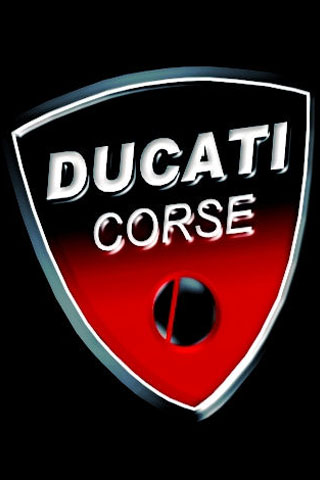 Ducati iPod Touch Wallpaper