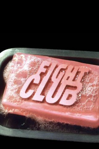 Fight Club iPod Touch Wallpaper
