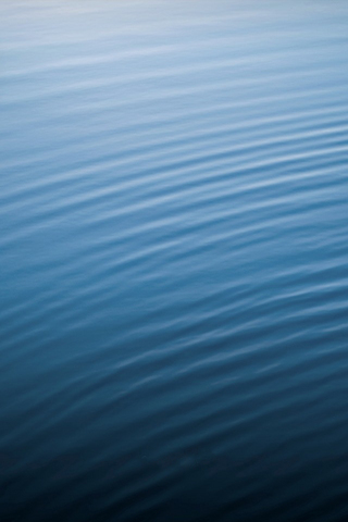 Ripples iPod Touch Wallpaper