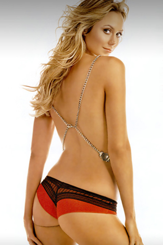 Stacy Keibler iPod Touch Wallpaper