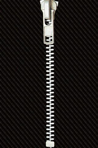 Zipper iPod Touch Wallpaper