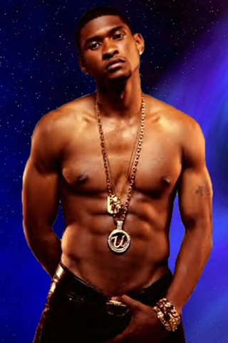 Usher iPod Touch Wallpaper